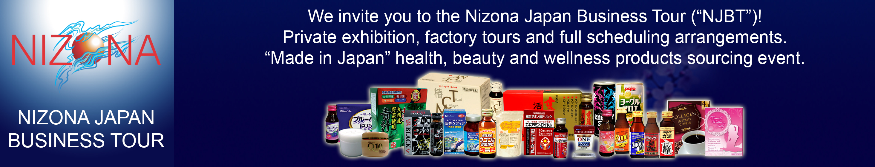Nizona Corporation, Japan